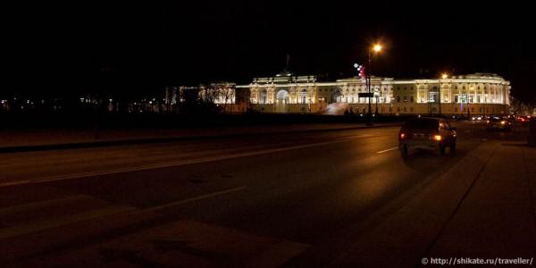 Сенат и Синод = Конституционный суд и Президентская библиотека