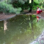 В музыкальном парке - Аленушка