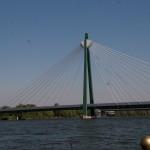 Этот мост похож на Московский мост в Киеве, Wienn, Austria