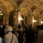 Холл Венской оперы