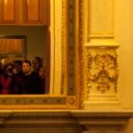 Зеркало в царской комнате