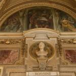 Фрески и скульптурные композиции в зале антрактов
