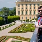 Дворец Шёнбрунн, сад наследного принца Рудольфа 7, смотровая площадка,  Wienn, Austria