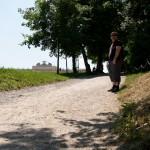 Дворец Шёнбрунн, поднимаясь к Глориетт, Wienn, Austria