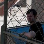 Ярослав на балкончике смотровой площадки, Wienn, Austria