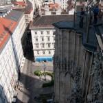 Ярослав на балкончике смотровой площадки - 2, Wienn, Austria