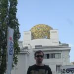 Дом с золотым куполом, Wienn, Austria